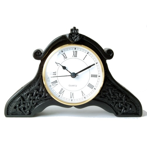 Celtic Mantle Clock