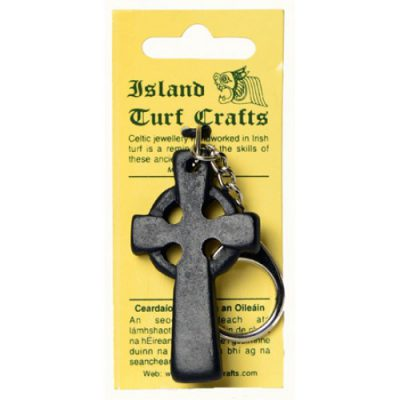 Celtic Cross Keyring-500x500