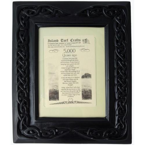 Celtic irish frame 12x10
