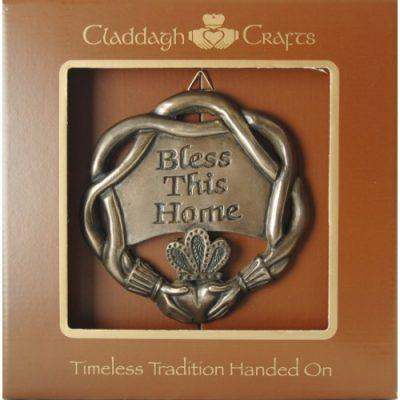 Claddagh Bronze