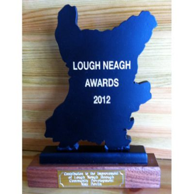 LOUGH NEAGH MAP