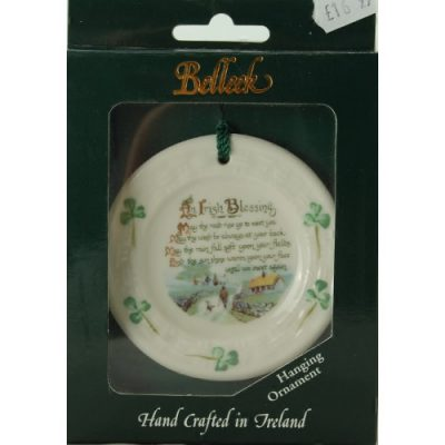 BELLEEK IRISH BLESSING