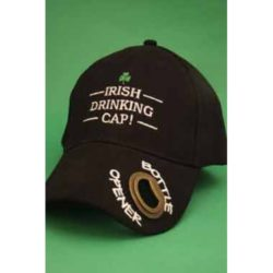 irish drinking cap