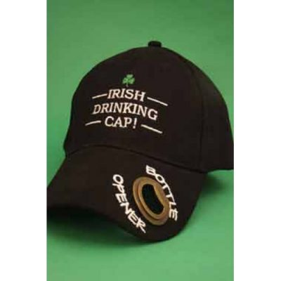 irish drinking cap