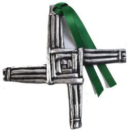 Saint Brigids Cross Hanging Decoration