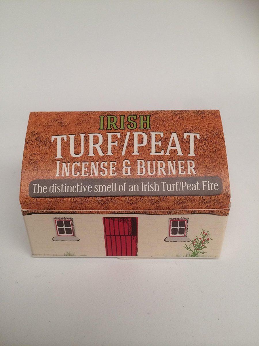 Irish Turf Incense Aroma
