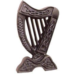 Small-irish-harp-wall-hanging