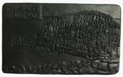 Giants Causeway Plaque