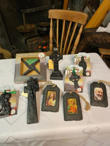 Irish Turf Religious Gift Box (Large)
